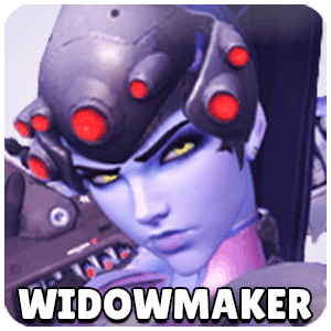 Widowmaker Hero Icon Overwatch