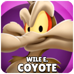 Wile E Coyote Character Icon Looney Tunes World Of Mayhem