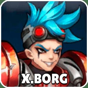 X.Borg Hero Icon Mobile Legends Adventure