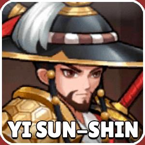 Yi Sun-Shin Hero Icon Mobile Legends Adventure
