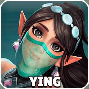 Ying Champion Icon Paladins