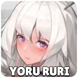 Yoru Ruri Character Icon Astral Chronicles