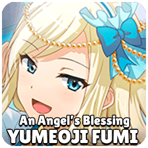 Yumeoji Fumi An Angel's Blessing Character Icon Revue Starlight