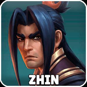 Zhin Champion Icon Paladins