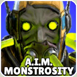 AIM Monstrosity Character Icon Marvel Strike Force