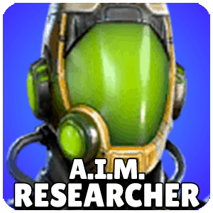AIM Researcher Character Icon Marvel Strike Force
