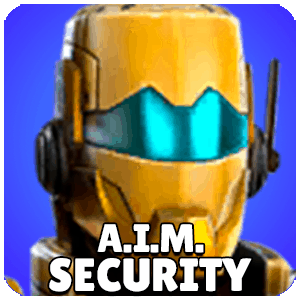 AIM Security Character Icon Marvel Strike Force