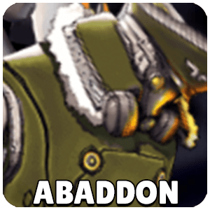 Abaddon Character Icon Destiny Child