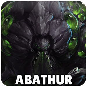 Abathur Hero Icon Heroes Of The Storm