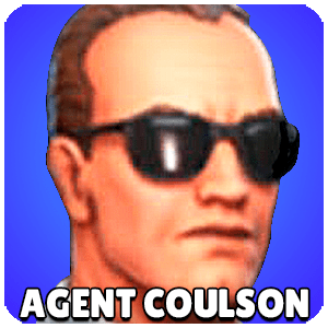 Agent Coulson Character Icon Marvel Strike Force