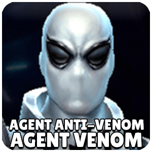 Agent Venom Agent Anti-Venom Character Icon Marvel Future Fight