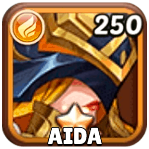 Aida Hero Icon Idle Heroes