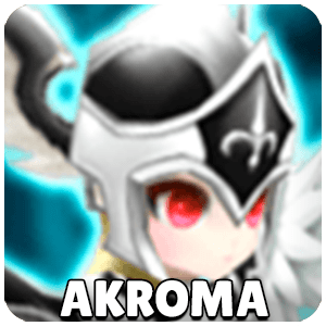 Akroma Character Monster Icon Summoners War