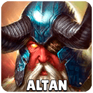 Altan Champion Icon Raid Shadow Legends