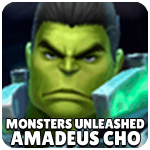 Amadeus Cho Monsters Unleashed Character Icon Marvel Future Fight