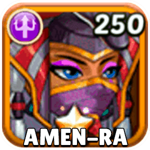 Amen Ra Hero Icon Idle Heroes