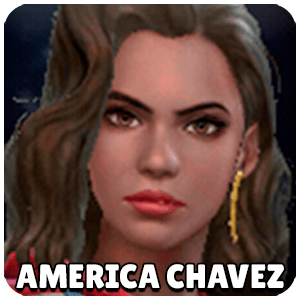 America Chavez Character Icon Marvel Future Fight