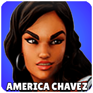 America Chavez Character Icon Marvel Strike Force