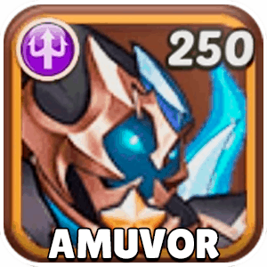 Amuvor Hero Icon Idle Heroes