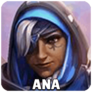 Ana Hero Icon Heroes Of The Storm