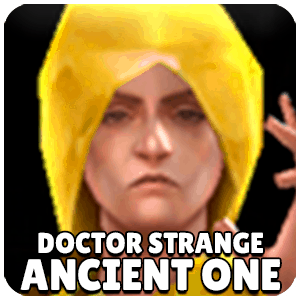 Ancient One Doctor Strange Character Icon Marvel Future Fight