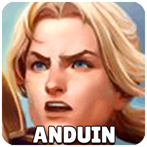 Anduin Hero Icon Heroes Of The Storm