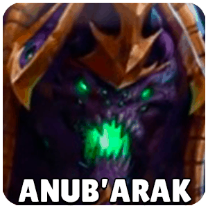 Anubarak Hero Icon Heroes Of The Storm