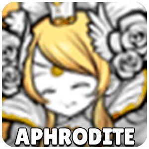 Aphrodite Character Icon Battle Cats