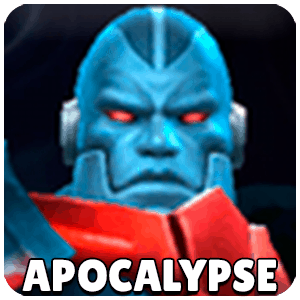 Apocalypse Character Icon Marvel Future Fight