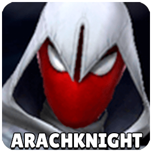Arachknight Character Icon Marvel Future Fight