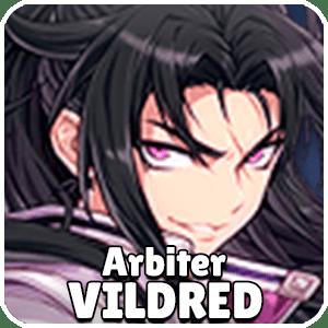 Arbiter Vildred Hero Icon Epic Seven