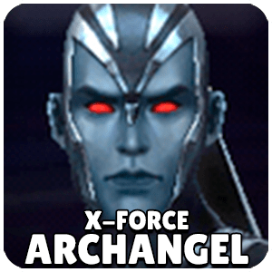 Archangel X-Force Character Icon Marvel Future Fight
