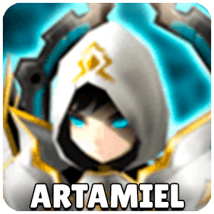 Artamiel Character Monster Icon Summoners War