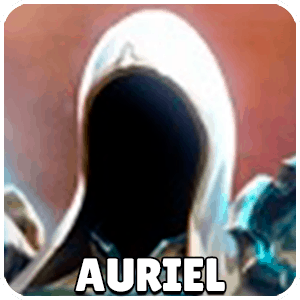 Auriel Hero Icon Heroes Of The Storm