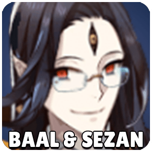 Baal and Sezan Hero Icon Epic Seven