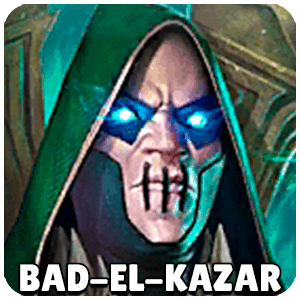 Bad El Kazar Champion Icon Raid Shadow Legends