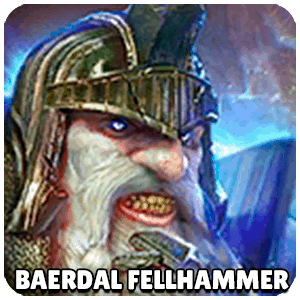 Baerdal Fellhammer Champion Icon Raid Shadow Legends