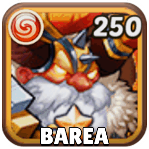 Barea Hero Icon Idle Heroes