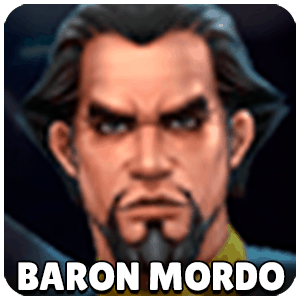 Baron Mordo Character Icon Marvel Future Fight