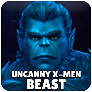 Beast Uncanny X-Men Character Icon Marvel Future Fight