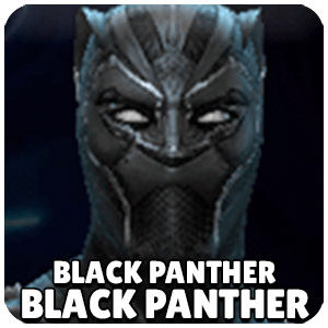 Black Panther Black Panther Character Icon Marvel Future Fight