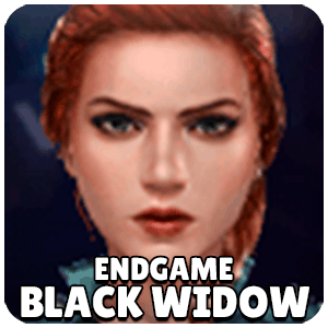 Black Widow Endgame Character Icon Marvel Future Fight
