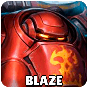 Blaze Hero Icon Heroes Of The Storm