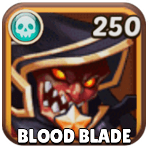 Blood Blade Hero Icon Idle Heroes