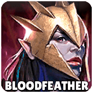 Bloodfeather Champion Icon Raid Shadow Legends