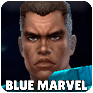 Blue Marvel Character Icon Marvel Future Fight