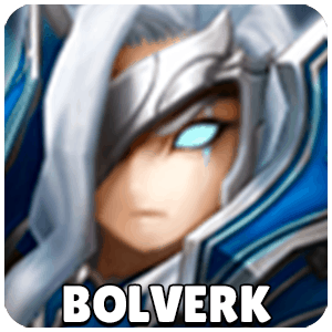 Bolverk Character Monster Icon Summoners War