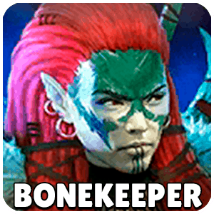 Bonekeeper Champion Icon Raid Shadow Legends