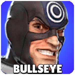 Bullseye Character Icon Marvel Strike Force