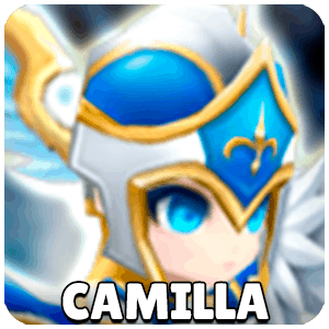 Camilla Character Monster Icon Summoners War